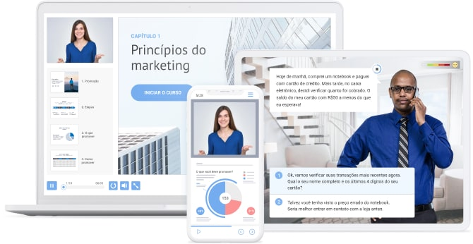 Software de e-learning que realmente funciona!